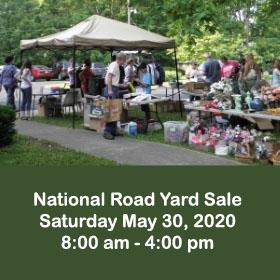 National Road Yard Sale